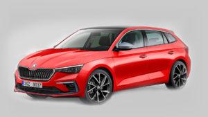 Za manje od mjesec dana dolazi nova Škoda Scala