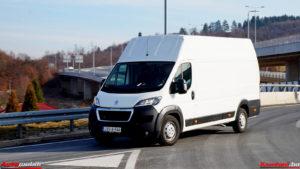 AUTO TEST: Peugeot Boxer SLO FG Confort Pack 435 L4H3 2.0 BlueHDI – velik,veći…