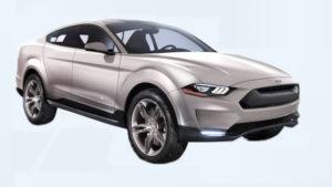 Ford Mach E: Mustangom inspirisan novi električni SUV