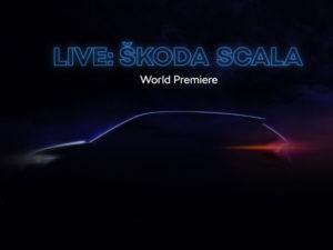 Danas u 17:30 premijera Škoda Scala. Pogledajte Livestream ovdje