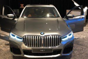 Obnovljena BMW serija 7