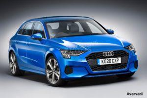 Prve slike: Novi Audi A3