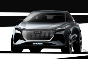AUDI Q4 E-TRON spreman za 2020.