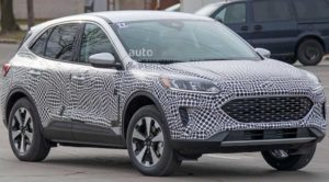 Ford priprema SUV novitete za evropsko tržište