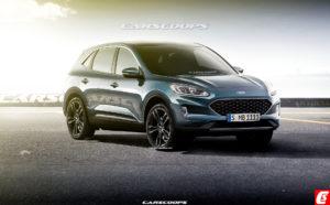Ford Kuga – izgled nove generacije?