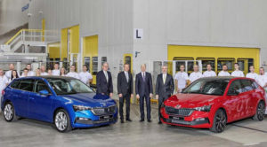 Škoda u fabrici Mlada Boleslava počela proizvodnju modela Scala