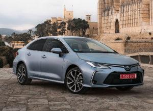 Nova Toyota Corolla Sedan 2019.