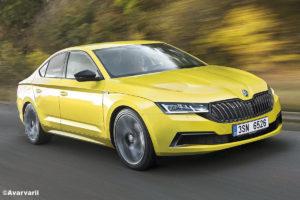 Nova Škoda Octavia stiže ove jeseni