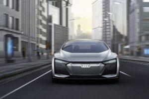 Audi sprema dva inovativna EV koncepta za sajmove u Šangaju i Frankfurtu