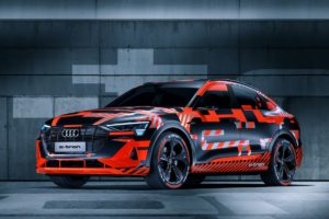 Predstavljen Audi E-Tron Sportback
