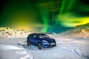 Škoda Kodiaq RS u iskušenju Arktičkog kruga