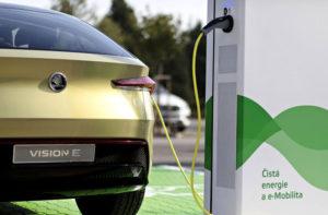 Škoda u blizini svojih fabrika instalira 7.000 mjesta za dopunu baterija
