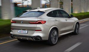 Ovako bi mogla izgledati nova generacija BMW X6!