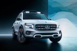 Mercedes-Benz Koncept GLB predstavljen u Šangaju
