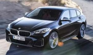 Procurile slike nove BMW Serije 1?