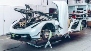 Kako se pravi Koenigsegg Jesko od 5 miliona maraka