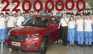 Škoda proizvela 22 miliona vozila