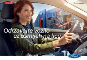 Proljetna servisna akcija u ovlaštenom Ford Servisu u Sarajevu