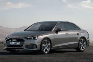 Facelift za Audi A4 (i S4)