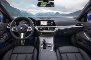 Ovo je unutrašnjost nove BMW serije 1!