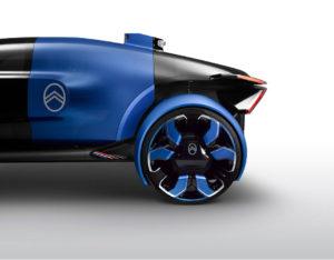 Kako izgleda guma za autonomni električni auto budućnosti?