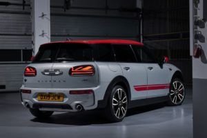 Mini John Cooper Works Clubman i Countryman!