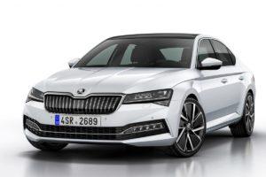 Zvanično predstavljena Škoda Superb facelift