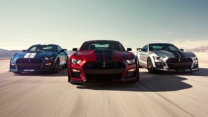 Sljedeće godine dolazi Ford Mustang Shelby GT500 sa 760 KS