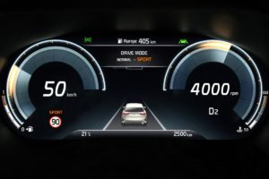 Kia XCeed dobiva digitalnu instrument tablu