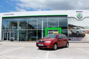 Škoda Fabia 1.9 SDI  – Milion kilometara na satu dokaz kvalitete vozila