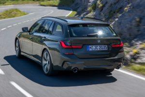BMW predstavio seriju-3 Touring