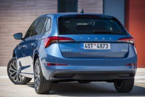 Škoda Scala G-Tec sa pogonom na komprimovani zemni gas CNG