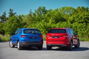 Škoda Karoq i Škoda Kodiaq uskoro dobivaju neke nove detalje