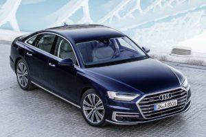 Audi A8 dobiva predviđajući aktivni ovjes!