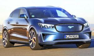 Ford najavljuje električni Mach-E sa genima Mustanga