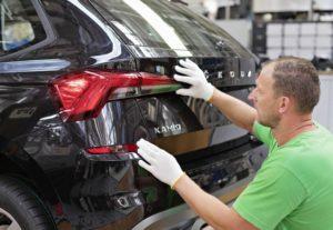 Prva Škoda Kamiq sišla sa proizvodne trake