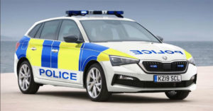 Britanska policija izabrala novi auto