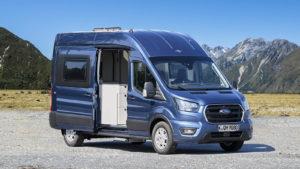 Ford Big Nugget Campervan