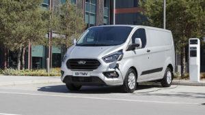 Ford Transit Plug-In Hybrid – električni doseg 56 km