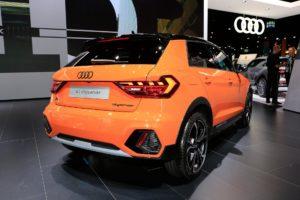 Audi A1 Citycarver je viši, moderniji super mini za urbanu džunglu