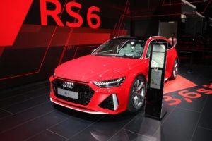 Audi RS6 Avant sa 600 KS je najekstremnije porodično auto u Frankfurtu