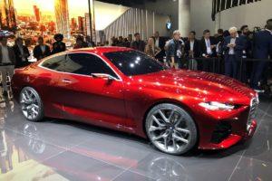 BMW predstavio Concept 4