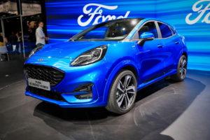 Ford će ove godine lansirati osam elektrifikovanih automobila
