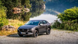 Mazda kreće električnim putem