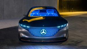 Mercedes prestaje da razvija motore s unutrašnjim sagorjevanjem