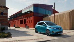 Novi Renault Zoe sada prelazi 400 km sa jednim punjenjem baterije