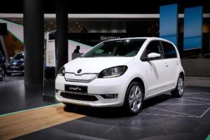 Škoda CITIGOe iV je idealan automobil za upotrebu u modernim gradovima