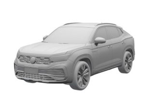 Volkswagen Tayron Coupe dolazi sljedeće godine
