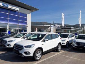 FORD KUGA – neodoljiva cijena od 38.990 KM i poklon za svakog kupca