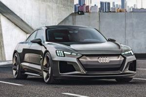 Audi razvija luksuzni električni kupe veličine A5